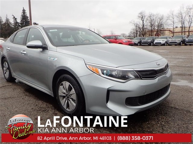 New 2017 Kia Optima Hybrid Base