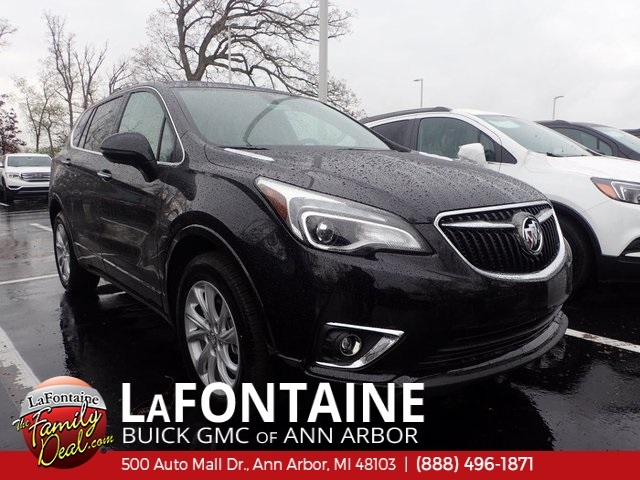 New 2019 Buick Envision Preferred FWD in Highland & Ann Arbor