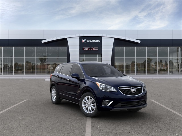 New 2020 Buick Envision Preferred FWD 4D Sport Utility DEMO