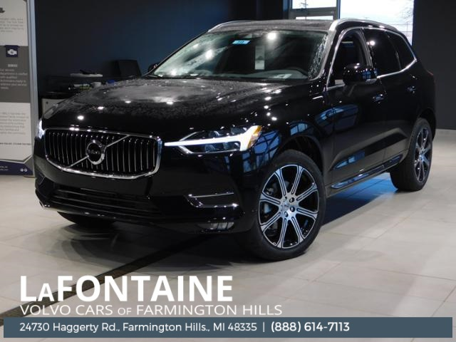 New 2019 Volvo XC60 T5 Inscription AWD