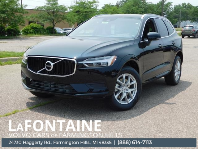 New 2020 Volvo XC60 T5 Momentum With Navigation & AWD