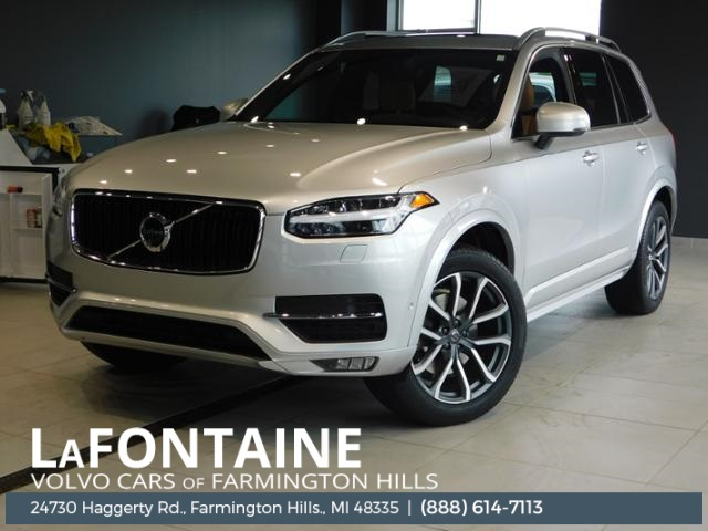 Volvo Certified Pre-Owned >> Certified Pre Owned 2018 Volvo Xc90 T6 Momentum 4d Sport Utility In