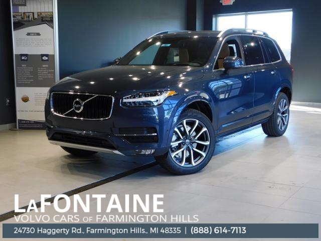 New 2019 Volvo XC90 T6 Momentum With Navigation & AWD