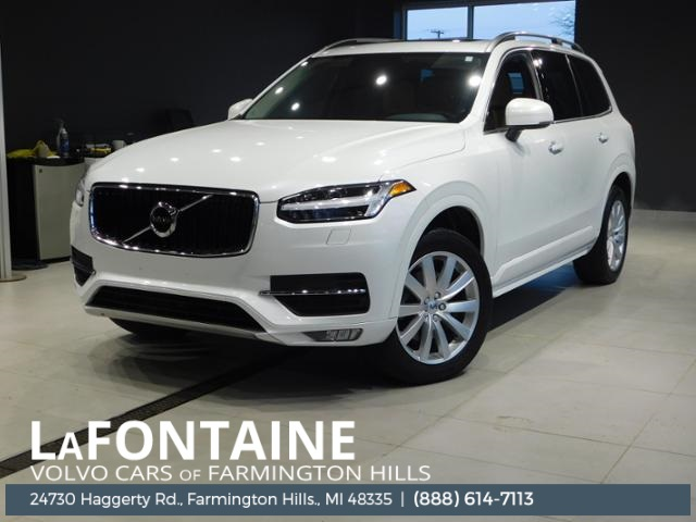 certified pre-owned 2016 volvo xc90 t6 momentum 4d sport utility in