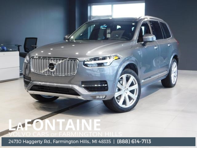 New 2019 Volvo XC90 T6 Inscription With Navigation & AWD
