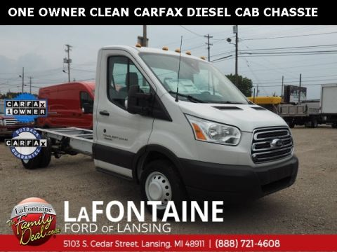 Pre-Owned 2017 Ford Transit-350 DRW C/C