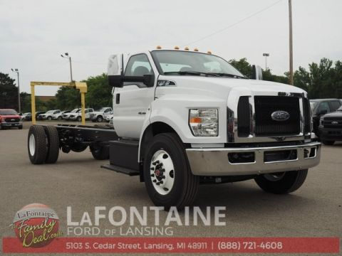 New 2019 Ford F-750SD