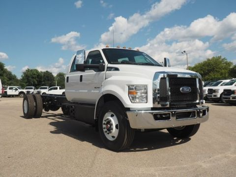 New 2019 Ford F-650SD XL