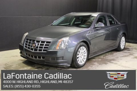 Pre-Owned 2012 Cadillac CTS Luxury AWD