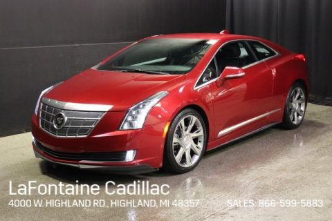 Certified Pre-Owned 2014 Cadillac ELR Base