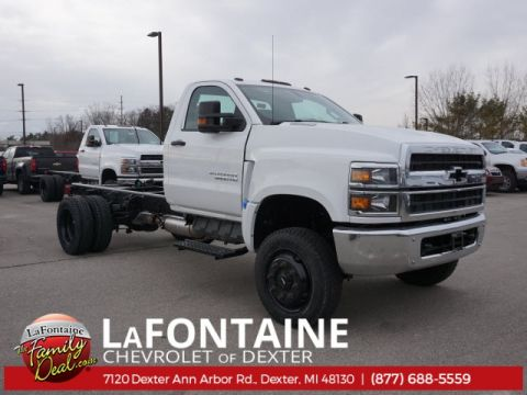 New 2019 Chevrolet Silverado 6500HD 1WT