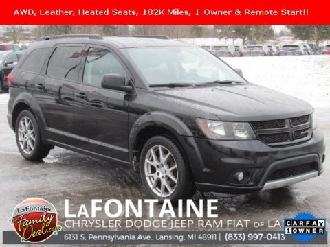 Pre-Owned 2015 Dodge Journey R/T