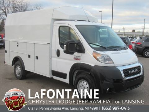 New 2019 Ram ProMaster 3500 Cutaway Low Roof