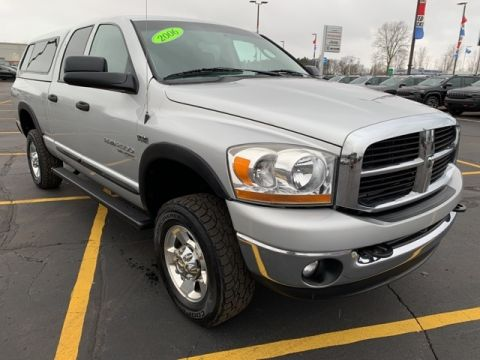Pre-Owned 2006 Dodge Ram 2500 Heavy Duty